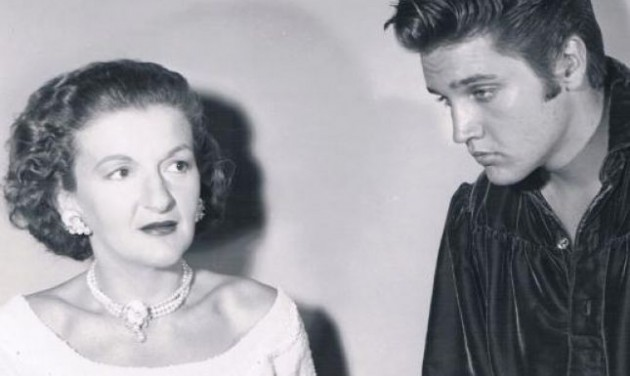 Egy bécsi lány Elvis és Hollywood bűvkörében