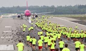 Hatszáznál is többen futottak a Runway Runon