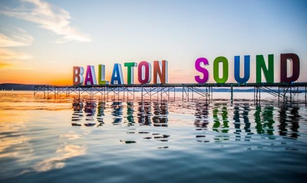 Kiemelt  biztonság a Balaton Soundon