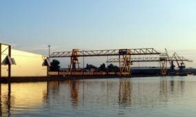 Több mint 3,5 milliárd forintból megújult a Csepeli Szabadkikötő