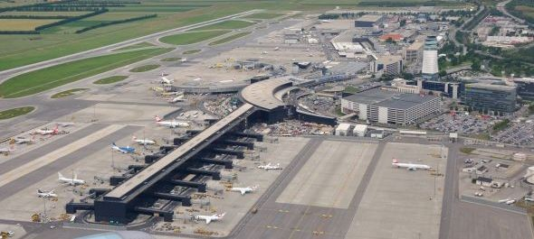 Rekordforgalma volt augusztusban a schwechati reptérnek