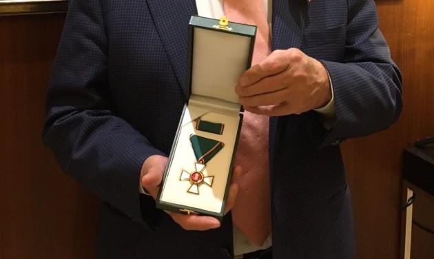 Állami kitüntetések a nemzeti ünnep alkalmából