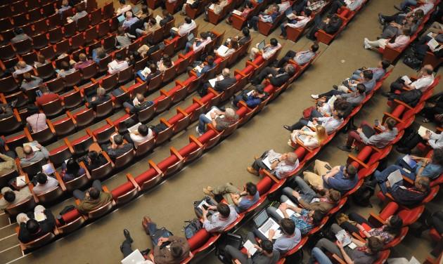 Hazai konferenciaszervezők toplistája