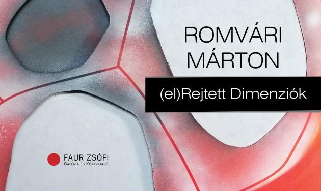 (el)Rejtett Dimenziók – kiállítás a Faur Zsófi Galériában