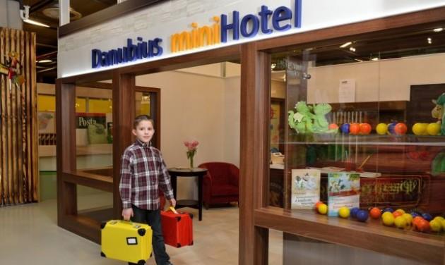 Új, gyerekbarát szállodát nyitott a Danubius