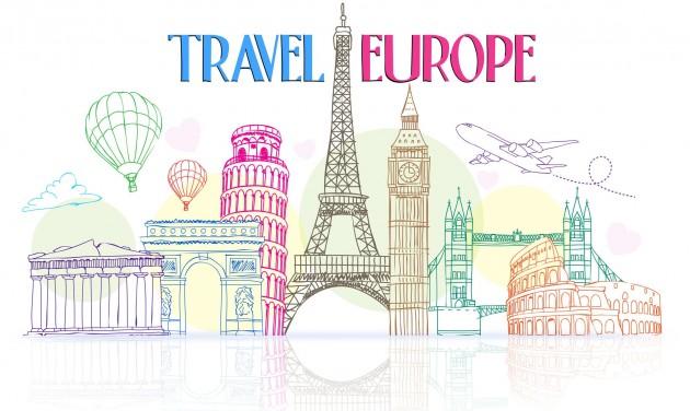 Európán belül utazik idén a földrész turistáinak túlnyomó többsége