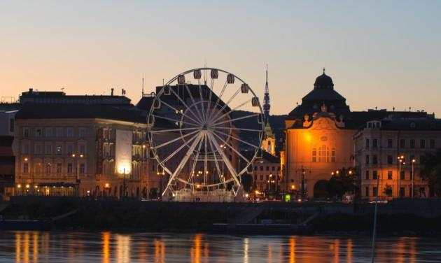 Hetvenkét óra élmény Pozsonyban, plusz egy éjszaka ingyen