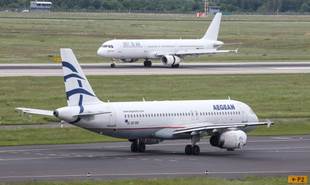 Felfüggeszti nemzetközi járatait az Aegean