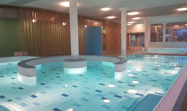 Átadták a Vadas Thermal Resort új wellness-részlegét