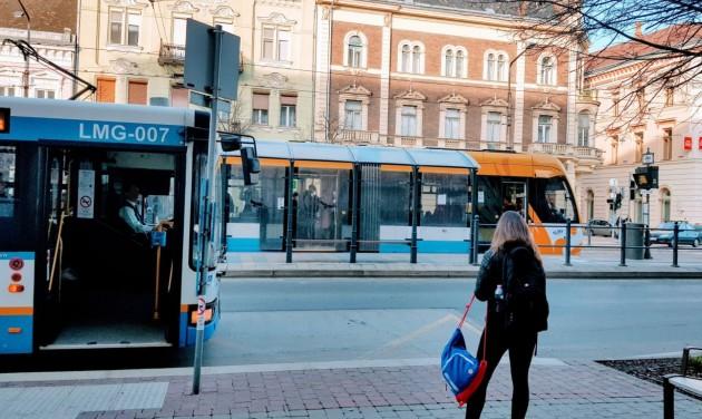 Időalapú közlekedési jegyet vezetnek be Debrecenben