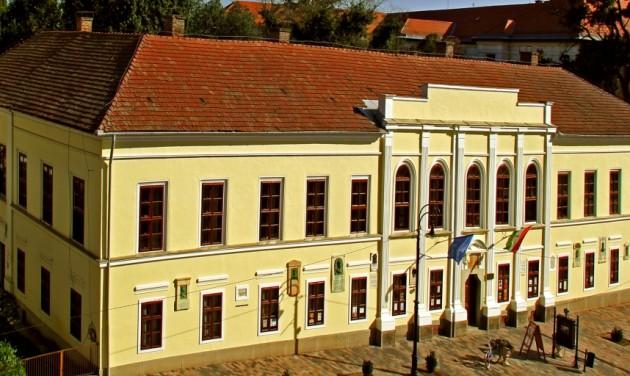 Felújítják a szarvasi múzeumot