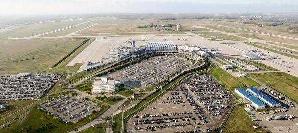 Épül az Ibis Styles a repülőtéren