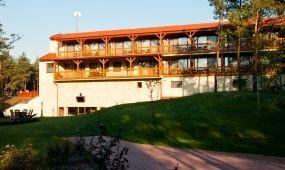 Élményparkot avattak Erdőspusztán