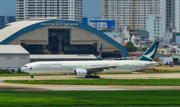 Tömeges elbocsátás a Cathay Pacific légitársaságnál