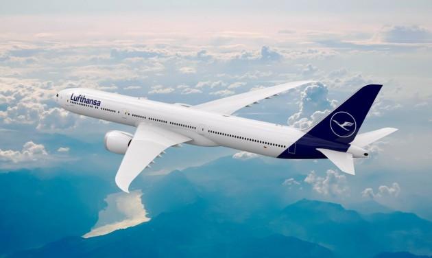 Százmillió eurós veszteséget jelentett a Lufthansa-csoport