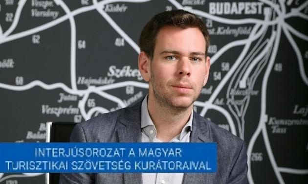 Vitézy Dávid: úgy fejlesszük a turizmust, hogy az a helyieknek is jó legyen