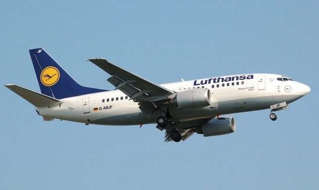 Kampányt indított a Lufthansa Magyarországon