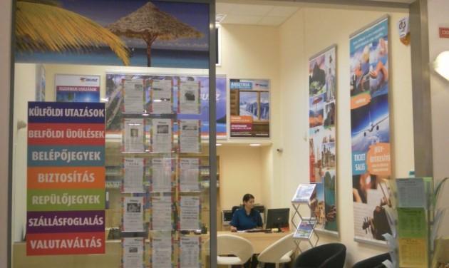 Újabb IBUSZ iroda nyílt a Pólus Centerben