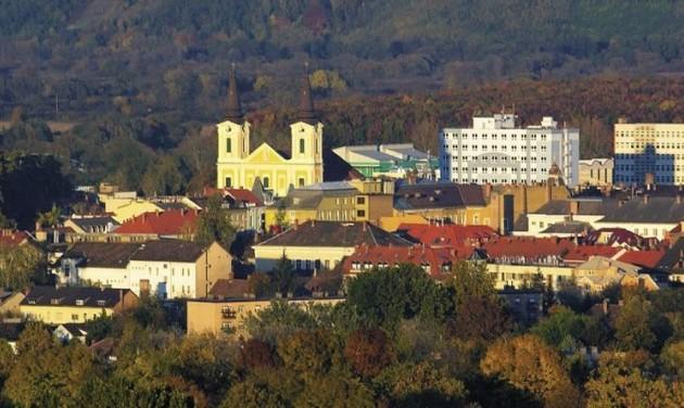 Új belvárosi negyed Zalaegerszegen
