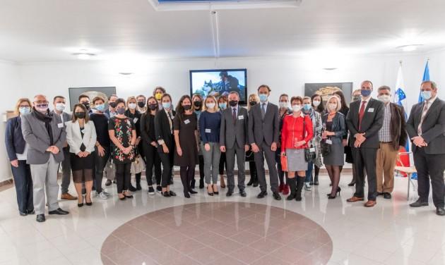Szlovén MICE workshopot rendeztek Budapesten