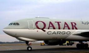 Megérkezett a Qatar Airways Cargo Budapestre