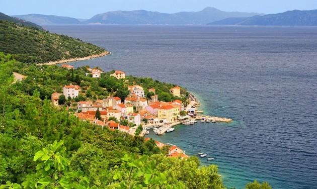 Horvátországban a magyarok harmada a Kvarner-öblöt választja