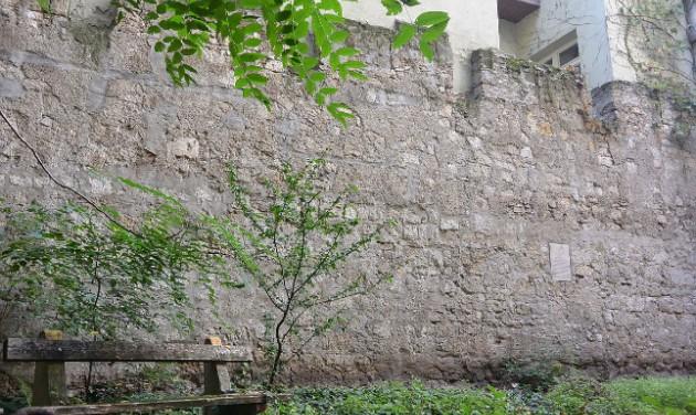Újjáéled a pesti belváros történelmi városfala