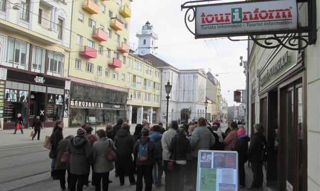 Garantált városnéző séták Miskolcon