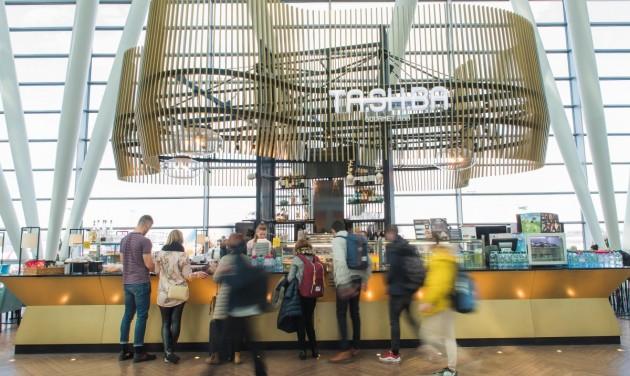 Szívószálmentességet hirdet a Budapest Airport