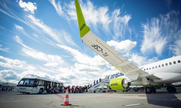 Jól teljesített az airBaltic