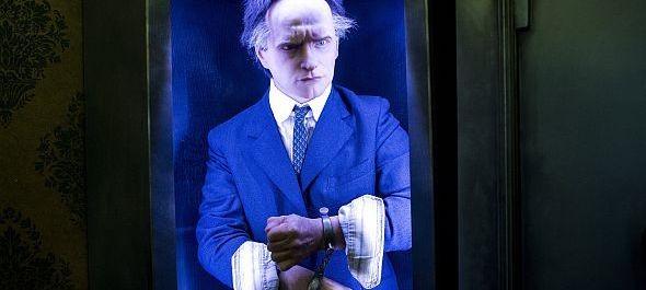 Houdini-múzeum nyílt a budai Várban