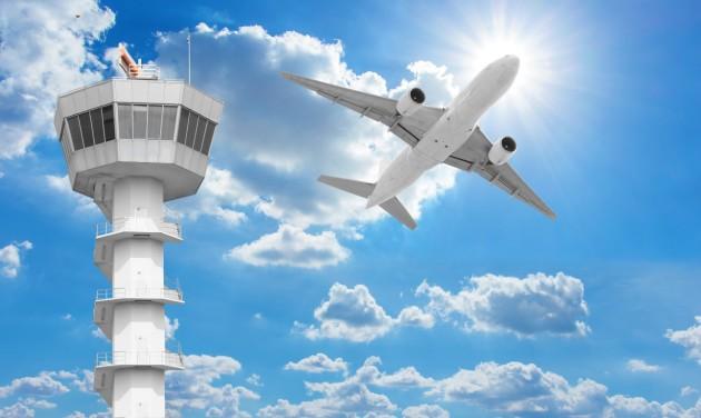 HungaroControl: dinamikusan növekszik a hazai légi forgalom