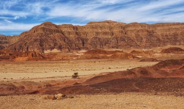 Salamon király bányáit rejtheti Izraelben a Timna Nemzeti Park
