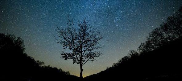 Felmérik a Bükki Nemzeti Park fényszennyezettségét