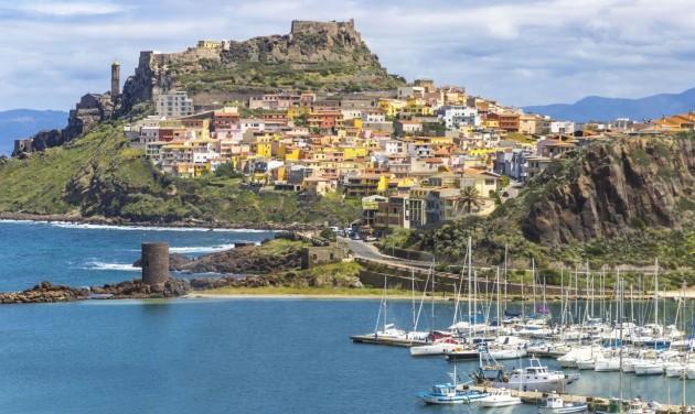 Olaszországban csak Szardínia szigete marad