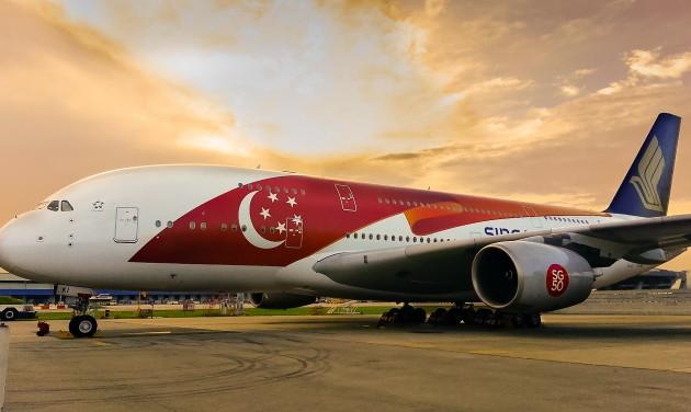 Növelte hatékonyságát a Singapore Airlines