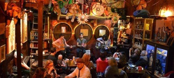 Ahol a legtöbb bár van a világon