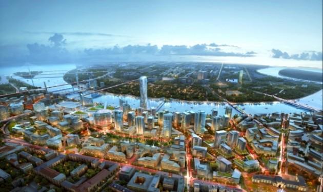 Megvalósul Belgrád legnagyobb projektje