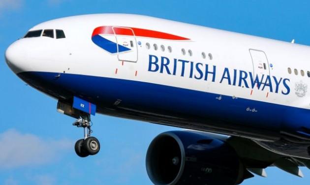 Két héten át lopták az adatokat a British Airwaystől