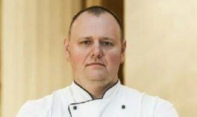 Új Executive Chef az art'otel budapest szállodában