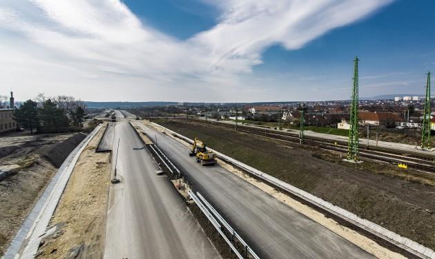 Épül a Szombathely–Körmend–Zalaegerszeg–M7-es közúti kapcsolat