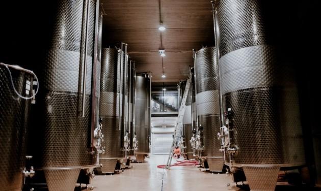 Megújult borterasszal várja a látogatókat a Homola Pincészet