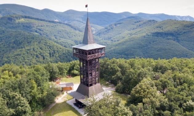 Dinamikusan fejlődik a Bükki Nemzeti Park turizmusa