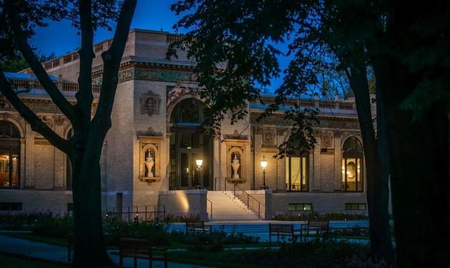 Dél-Kínában mutatták be a Liget Budapest projektet