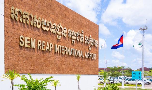 Nem zárja le nemzetközi repülőtereit Kambodzsa