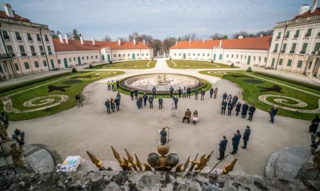 4,3 milliárd forintból fejlesztik a fertődi Esterházy-kastélyt