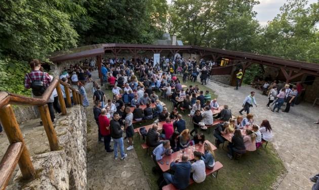 Avasi Borangolás zárja a nyarat Miskolcon