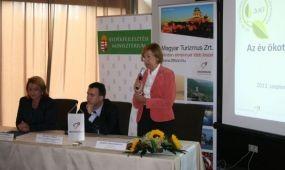 Soproni és csopaki az év ökoturisztikai létesítménye