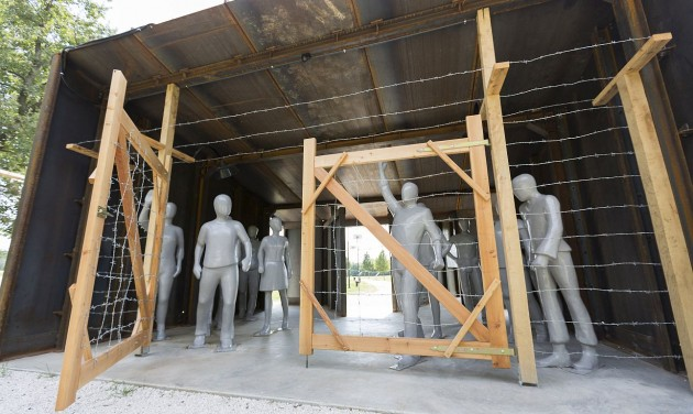 Időkapu és látogatóközpont nyílt a Páneurópai Piknik helyszínén