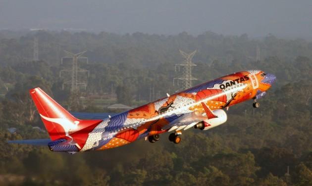 Qantas: non-stop járat London és Sydney között
